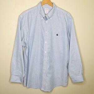Brooks Brothers Madison Original Polo Shirt Sz XL